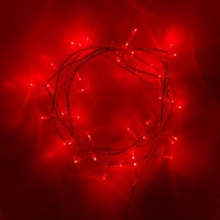 RED  10m  -  100 Led Christmas Fairy Tree Lights