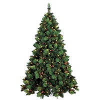 The PHOENIX Pine   7ft  / 210cm          1193 Tips  -  300 LED Lights
