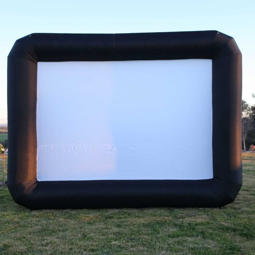 Giant Movie Screen Inflatable 4m x 3m